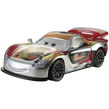 Disney pixar cars miguel camino, veicolo diecast finish, metallic