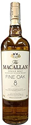 Macallan 8 Fine Oak (1 Litre)