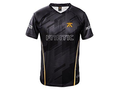 Fnatic Camiseta de Jugador del Equipo 2018 – Talla M de Hombre