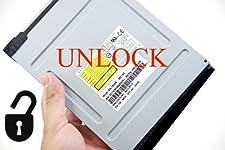 XBOX 360 Slim Laufwerk Liteon DG-16D4S * 9504 / 0272 Firmware * Unlocked