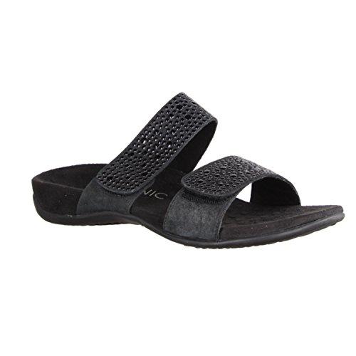 Vionic Samoa Sandales Femme Noir (noir)