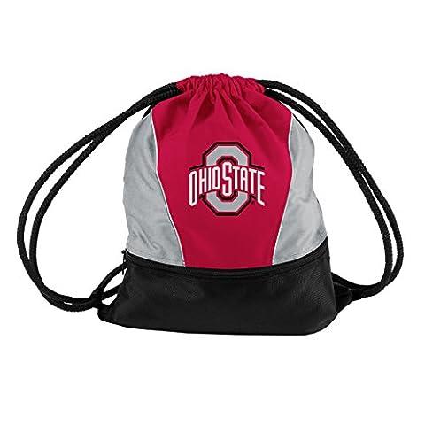 NCAA Sprint Lot par Logo marques, mixte, Red
