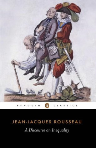 A Discourse on Inequality (Classics) by Jean-Jacques Rousseau (1984-10-25)