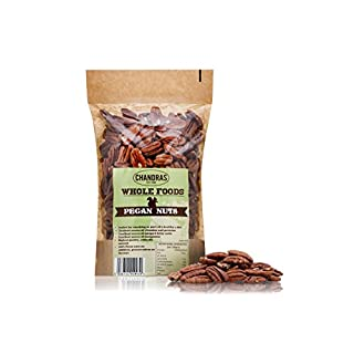 Chandras Whole Foods - Pecan Nuts (1kg)