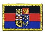 Flaggen Aufnäher Deutschland Ostfriesland Fahne Patch +