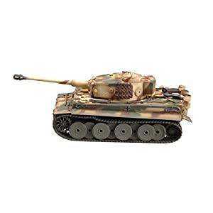 Trumpeter Easy Model 36211 Tiger 1 - Carro de Combate Italiano de 1943 a Escala