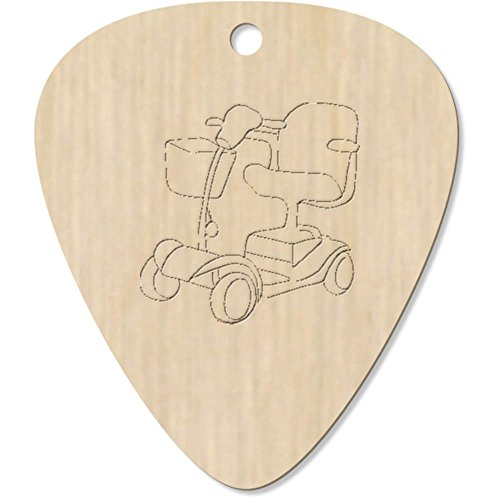 Azeeda 7 x 'Mobilitäts-Roller' Plektrum / Picks