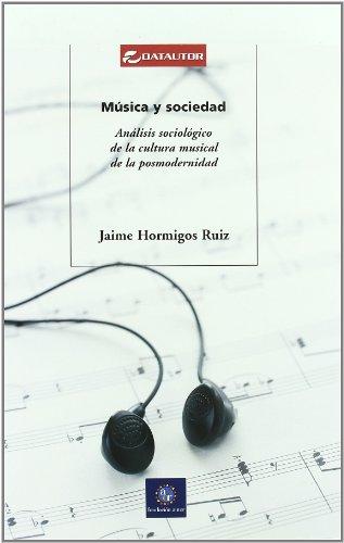 MUSICA Y SOCIEDAD