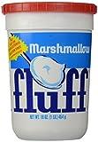 Vanilla Marshmallow Fluff - Large 16 OZ (454g)