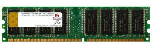 Simmtronics 512 Mb Ddr Ram 400 Mhz Pc 3200 For Desktop