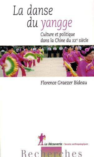 La danse du yangge par Florence GRAEZER-BIDEAU