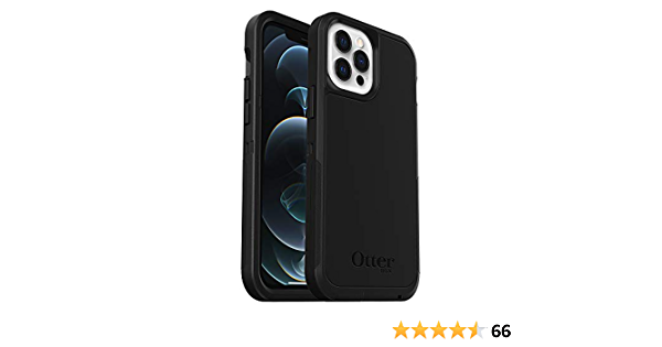 Otterbox Defender Series Xt Schutzhülle Für Iphone 12 Pro Max Schwarz Elektronik