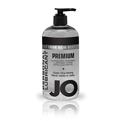 System JO Premium Silicone Lubricant 480 ml - System Jo Silicone