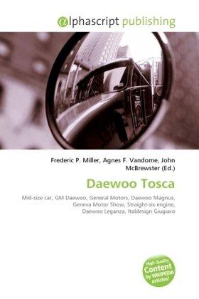 Daewoo Tosca