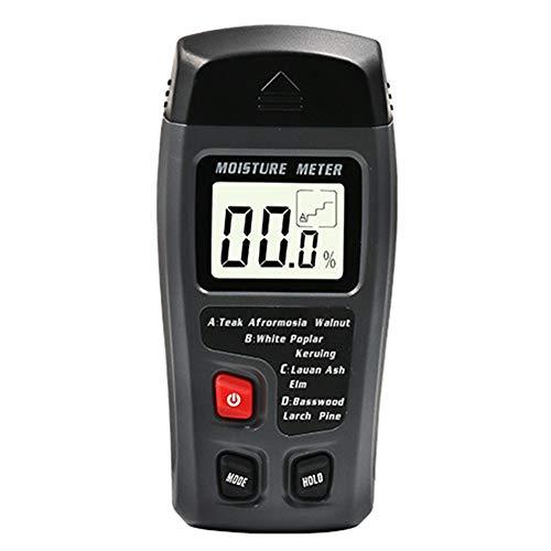 Medidor de Humedad RZMT-10 MD, medidor de Humedad de Madera, Detector de...