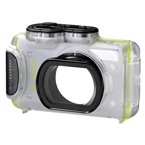 Canon 6231B001 Allwettergehäuse WP-DC340L in transparent für Canon Digital Ixus 500 HS