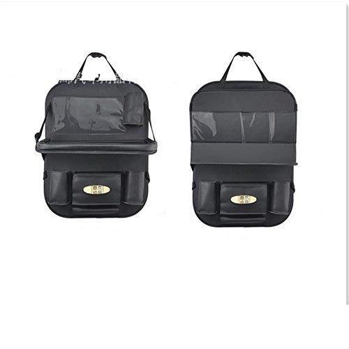 Auto-Rücksitz-Aufbewahrungsbehälter, Reisetisch, Laptopständer