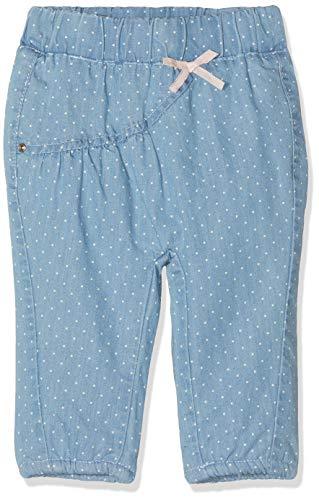ESPRIT KIDS Baby-Mädchen Rp2900107 Denim Pants Jeans, Blau (Blue Light Wash 415), (Herstellergröße: 86)