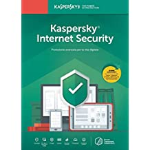 Kaspersky Int Security 2019 1 User Attac