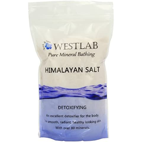 Westlab Himalaya Sal Rosa resellable Stand Up Pouch 1Kg