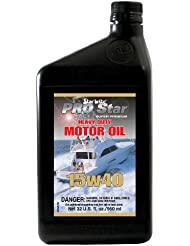 Star brite Pro Star Super Premium Heavy Duty Motor Oil SAE 15W 40 - 32 oz