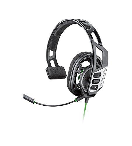 Oferta de Plantronics RIG 100HX Monoaural Diadema Negro, Gris auricular con micrófono - Auriculares con micrófono (Consola de juegos, Monoaural, Diadema, Negro, Gris, Dinámico, Control en línea)
