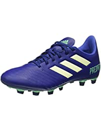 Adidas Buty Piłkarskie Predator 18.4 FxG Cp9267, Botas de Fútbol Unisex Adulto