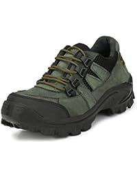 Fucasso Men's Mehndi Outdoor Casual Boot Shoes