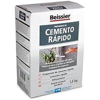 Beissier M37233 - Cemento gris rápido, 1.5 kg