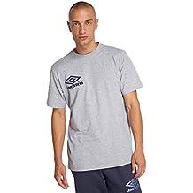 Umbro Hombres Camisetas Classico Crew Logo