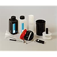 Kaiser Fototechnik 4299 kit para cámara - Accesorio para cámara (Negro, Color blanco)