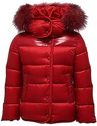 MONCLER 8040Y Piumino Bimba Girl Red ARMANDINE Jacket