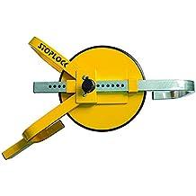Stoplock HG 400-00 Wheel Clamp - Bloqueo de Rueda Ajustable, 13