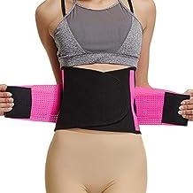 Joyshaper Cinturón Reductor Abdominal para Mujer para Adelgazar Moldeador de Cintura Adelgazante Faja Entrenador Soporte de