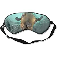 Sleep Eye Mask Nature Animals Seals Lightweight Soft Blindfold Adjustable Head Strap Eyeshade Travel Eyepatch E8 preisvergleich bei billige-tabletten.eu