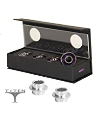titen Abec – Scooter 9stunt Bearing Set, 4 x 608 2RS (8 x 22 x 7)