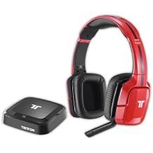 Tritton Kunai RF Wireless Binaural Head-band White headset - headsets (PC/Gaming, Binaural, Head-band, White, Xbox 360, PS4, PS3, PS Vita, Wii U, Nintendo 3DS, PC, Mac, Wireless)