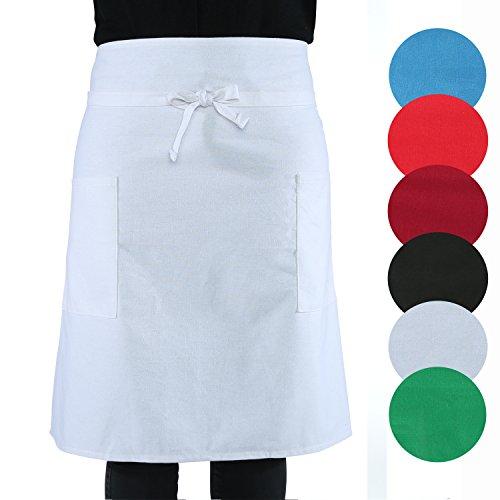 Sinnlein® Delantal Cocina Unisex Bib | Mandil Gastronomía