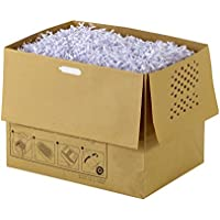 Rexel Recyclable Paper Shredder Sack for Auto250 40 Litre Ref 1765029EU [Pack 20]