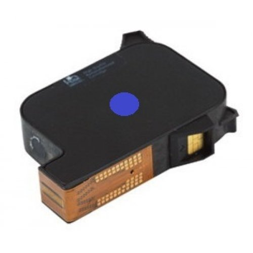 Preisvergleich Produktbild Francotyp Postalia FP postbase Mini Kompatibel Tintenpatrone–Blau–58.0053.3046.00