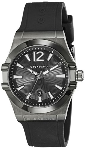 Giordano Analog Black Dial Men's Watch - 1749-03 image