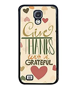 FUSON Designer Back Case Cover for Samsung Galaxy S4 Mini I9195I :: Samsung I9190 Galaxy S4 Mini :: Samsung I9190 Galaxy S Iv Mini :: Samsung I9190 Galaxy S4 Mini Duos :: Samsung Galaxy S4 Mini Plus (Illustration Inspiration Change Motivate )