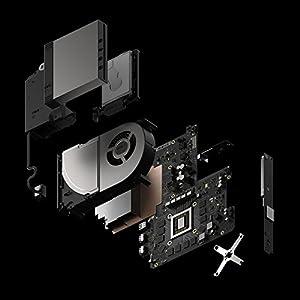 Microsoft Xbox One X 1000GB Wifi Negro - videoconsolas (12288 MB, GDDR5, Unidad de disco duro, 1000 GB, Blu-Ray, 10,100,1000 Mbit/s)