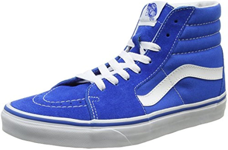Vans Herren UA Sk8 Hi Hohe Sneakers  Blau