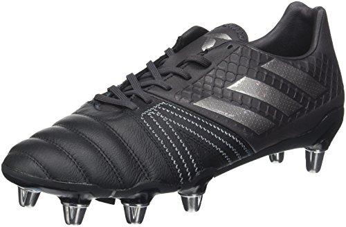 Adidas Herren Kakari Elite Sg Rugbyschuhe, Mehrfarbig (Core Black Night Met. Utility Black F16), 45 1/3 EU