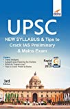 #7: UPSC New Syllabus & Tips to Crack IAS Preliminary and Mains Exam with Rapid GK 2019 ebook