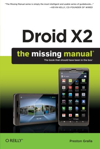Produktbild Droid X2: The Missing Manual