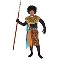 LLOPIS Disfraz infantil africano t-3