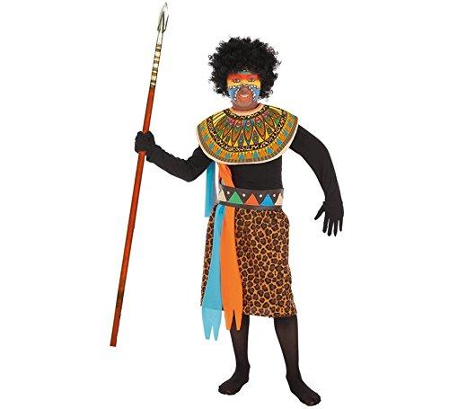 Imagen de llopis  disfraz infantil africano t 3