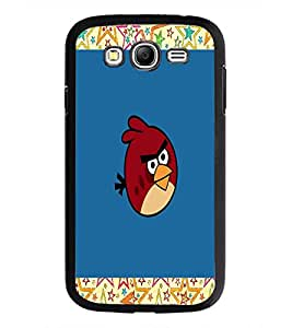 PrintDhaba angry bird D-4744 Back Case Cover for SAMSUNG GALAXY GRAND NEO (Multi-Coloured)